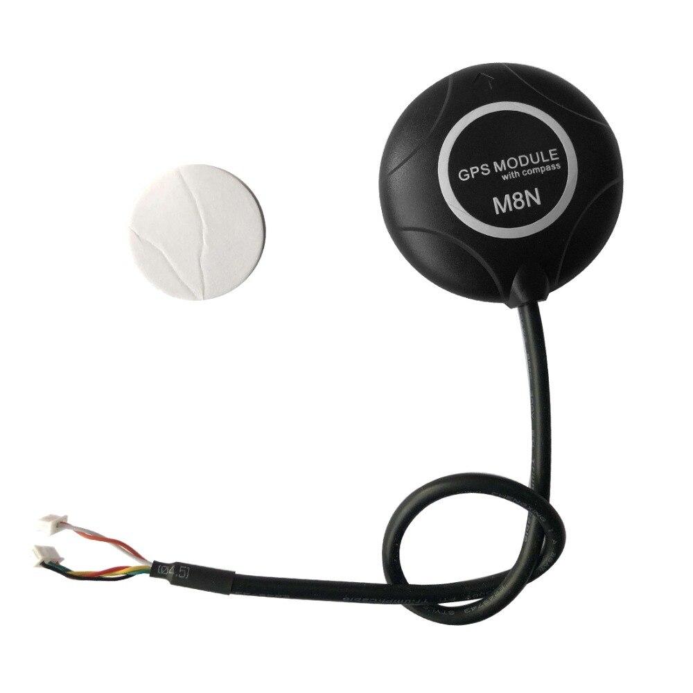 XT-XINTE Mini M8N Modulo GPS NEO-M8N GPS per APM 2.6/2.8 & PIX PX4 2.4.6 Controllore di Volo RC FAI DA TE drone F18544