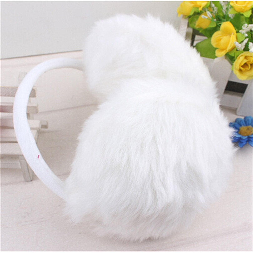Winter Women Earmuffs Candy Colour Earmuffs Thermal Hot Keep Warm Cotton Earmuff Top Unisex Cover Earcap New Lady Earmuff E006
