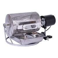 Электрический аппарат для приготовления кофе и барбекю, из нержавеющей стали, для стеклянных окон, 1 шт.