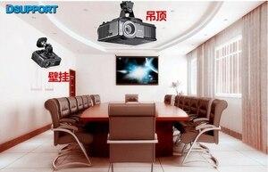 Image 2 - PR01 Aluminum Alloy 360 Degree Universal Projector Mount Bracket Ceiling Wall Hanger