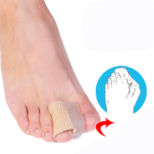 1Pair Bunion Toe Separator Foot Care Tools Gel Hallux Valgus Correction Separators Valgus Pro Bone Thumb Massage Pedicure Tools