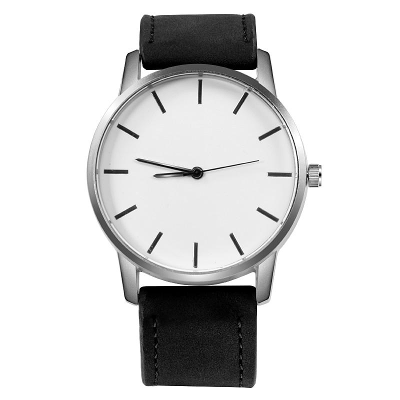 Relogio Masculino Men's Watch Fashion Leather Quartz Watch Casual Sports Watches Men Luxury Wristwatch Hombre Hour Male Clock 3