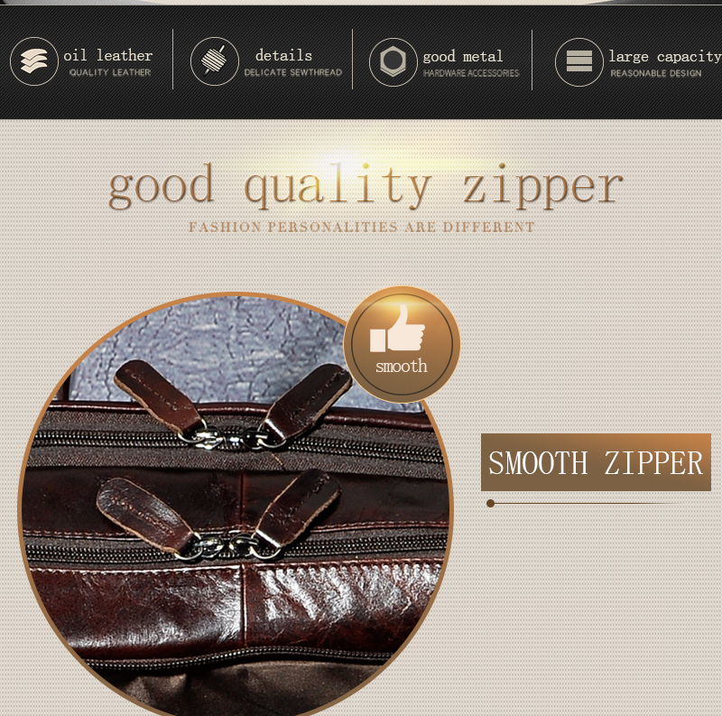 HTB1m7vPdgLD8KJjSszeq6yGRpXa9 Men Oil Waxy Leather Antique Design Business Briefcase Laptop Document Case Fashion Attache Messenger Bag Tote Portfolio 7146