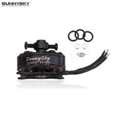 Sunnysky X2204 KV1480 KV1800 rc Brushlessมอเตอร์RCเฮลิคอปเตอร์เครื่องบินQ Uadcopter mซูเปอร์โนวา