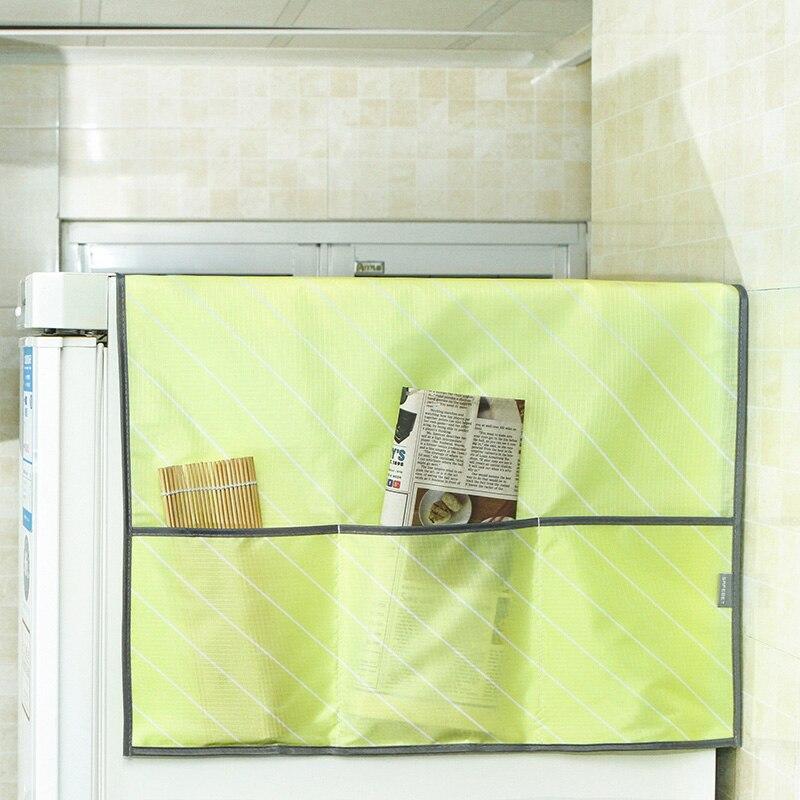 Ruajtja e pluhurit frigorifer ruajtës Qesja e varur Frigorifer - Magazinimi dhe organizimi në shtëpi - Foto 6