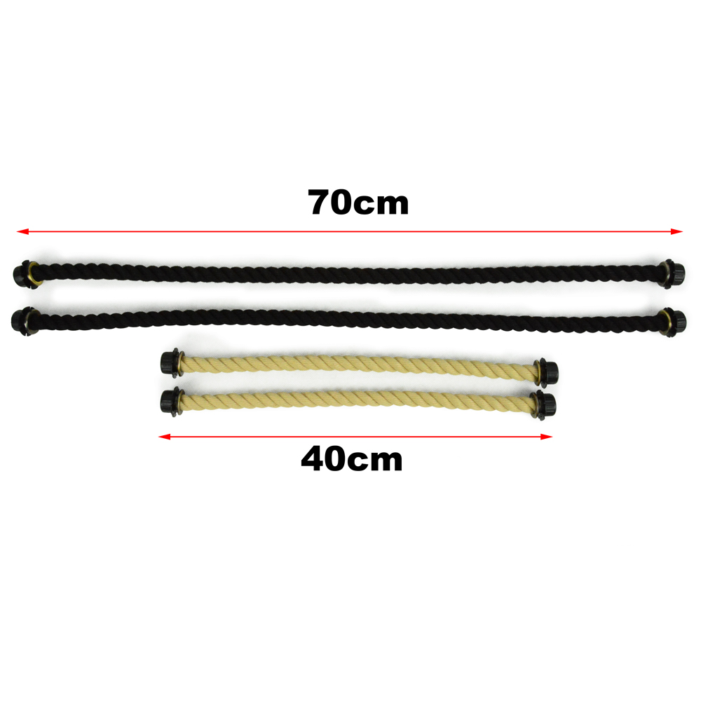 AMbag 1 Pair Long Short Black Beige Natural Hemp Rope Handle for O bag Obag Women Handbag Classic Mini EVA Bag in Bag Parts Accessories from Luggage Bags