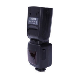 Image 4 - Fk310G Flash For Canon Eos Digital Camera, Eos Apron Camera, Nikon Digital Camera With Wireless Flasher
