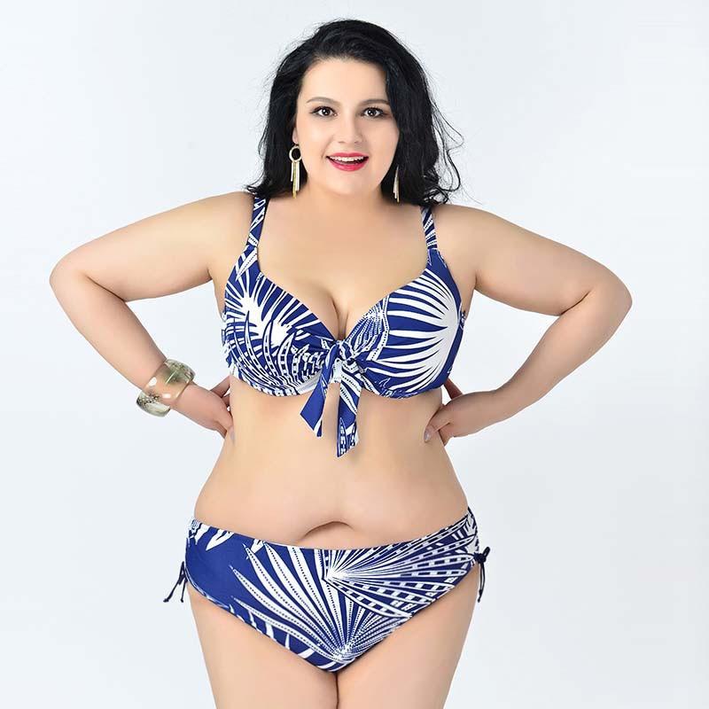Super Large Bikinis Women Swimsuit 2017 Summer Beach Wear ...