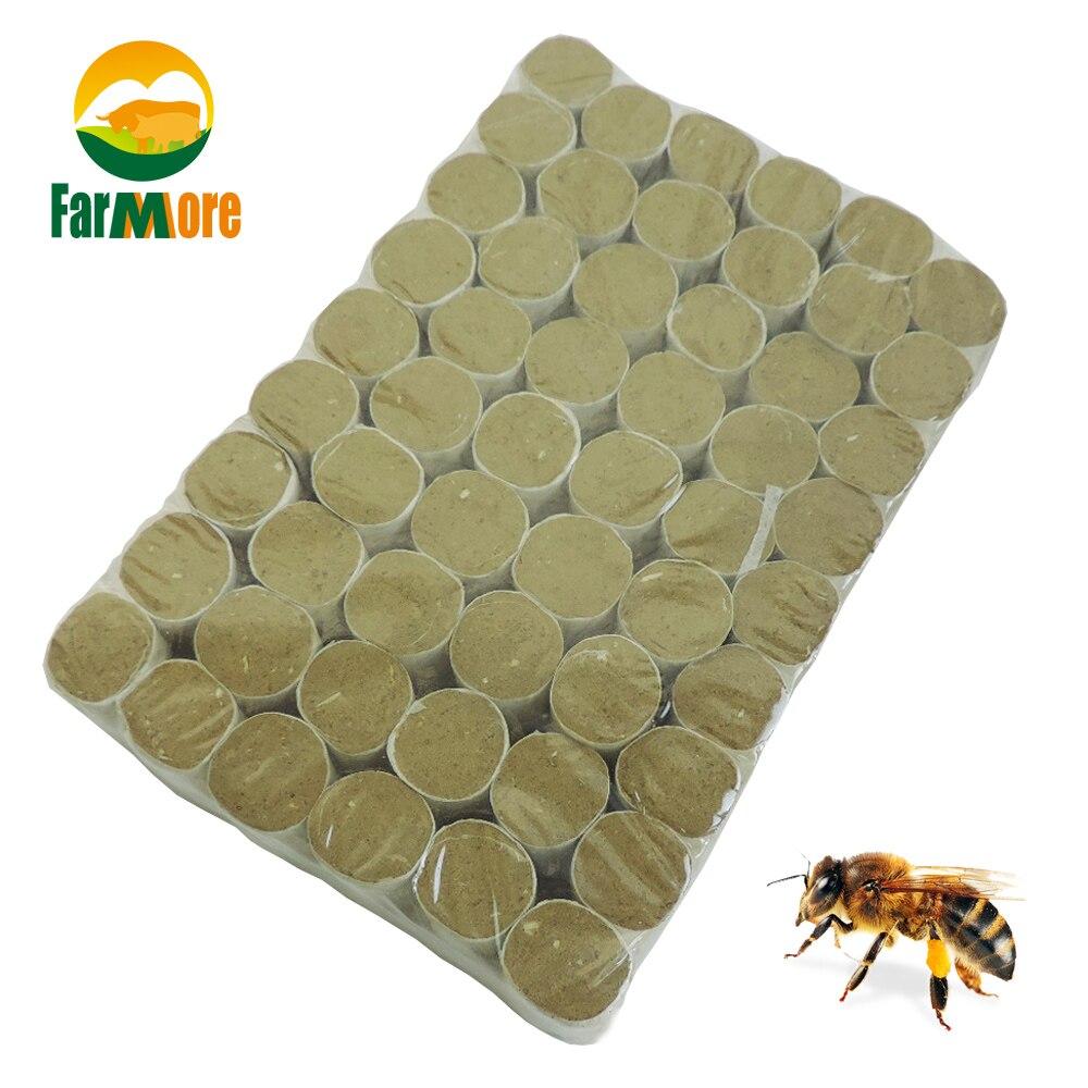 54 stücke Bee Somker Bee Rauch Flare für Rauch Emitter Gewidmet Kräuter Begasung Bee Hive Bienenzucht Raucher Großhandel Imkerei