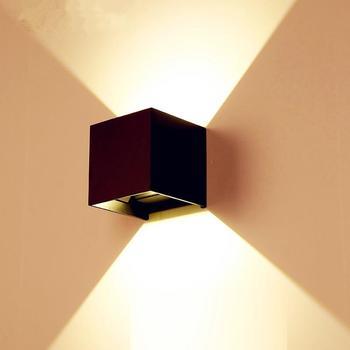 Moderna ev Deco Badkamer Verlichting banyo LED aplike Murale armatür ...