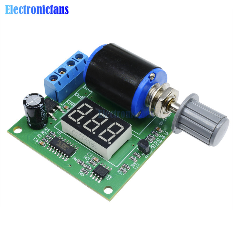 4 20ma Signal Generator Circuit : Ma adjustable digital signal generator module board dc