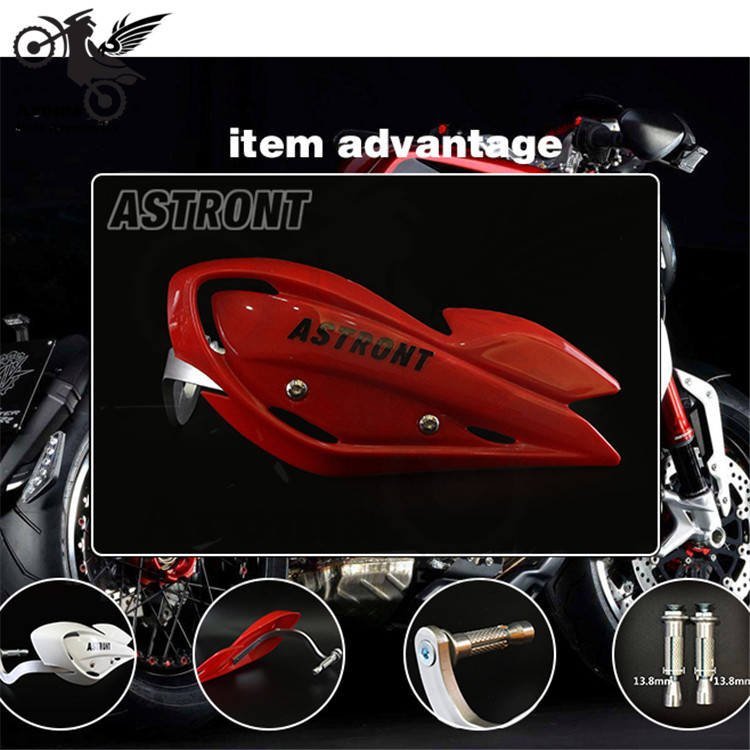 Protection de main de moto de haute qualité pour moto kawasaki honda suzuki yamaha KTM