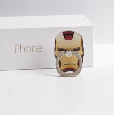Superheros Finger Ring Smartphone Stand 3