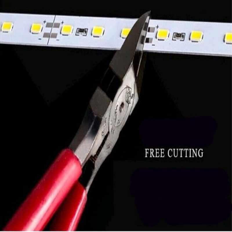 5/10/20/40 pcs 0.25 m 25 cm Keras kaku led Bar cahaya 12 V 18 led SMD 5630/5730 Aluminium Kaku Led Jalur cahaya Pengiriman Gratis