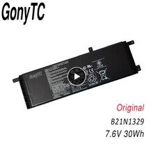 حقيقية بطارية كمبيوتر محمول B21 N1329 B21N1329 ل ASUS Ultrabook X553MA X553M D553MA F553M F553MA X453 X453MA 0B200 00840000