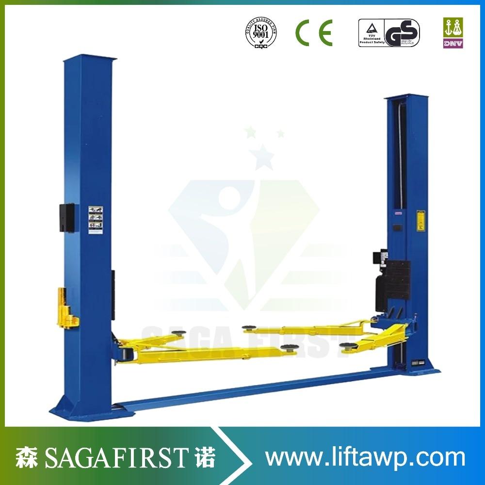 Hydraulic Heavy Vehicle Lift Car Lifter
