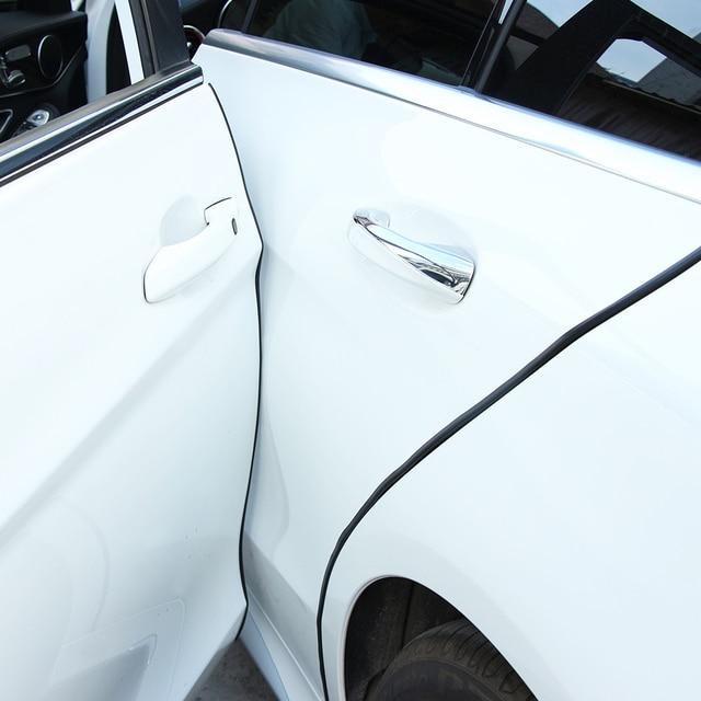 Car Door Edge Scratch Guard Protector Strip For Toyota Tarago RAV4 Corolla Camry Celica Avalon Prado & Car Door Edge Scratch Guard Protector Strip For Toyota Tarago RAV4 ...