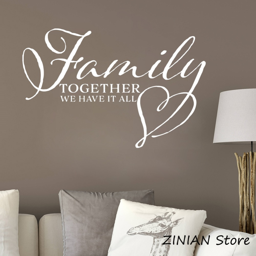 Wall Decal Living Room Bedroom