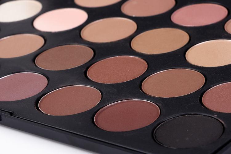 Aliexpress.com : Buy Pro 28 Color Neutral Warm Matte Eyeshadow ...