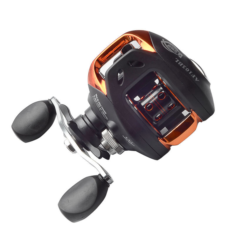 Hot Super Fly Fishing BaitCasting Reel Right/Left Hand 10+1 Ball Bearings Sea Fishing Carp Reel Fishing Reel Seat Tackle