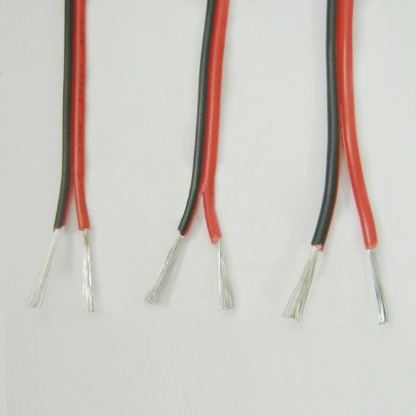 22 GAUGE 8M RED BLACK ZIP WIRE AWG CABLE POWER GROUND STRANDED ...
