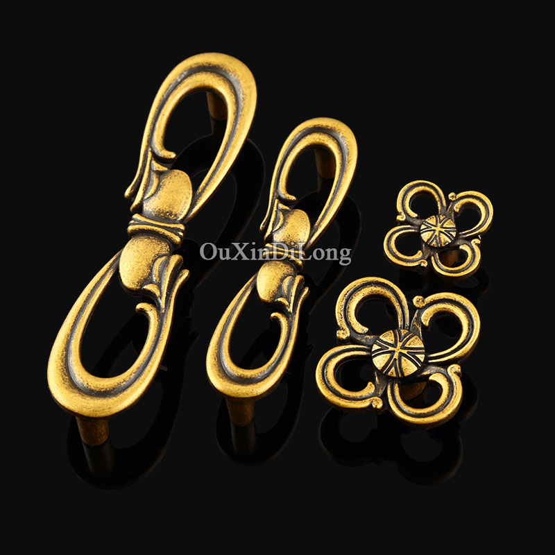 Top Designed 10PCS European Antique Kitchen Door Furniture Handles Retro Cupboard Drawer Wardrobe Cabinet Pulls Handles & Knobs top designed 10pcs european antique kitchen door furniture handles cupboard wardrobe drawer wine cabinet pulls handles and knobs