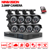 Home Security 8CH 1080P HDMI DVR Outdoor AHD 1080P CCTV Camera System 8 Channel Video Surveillance