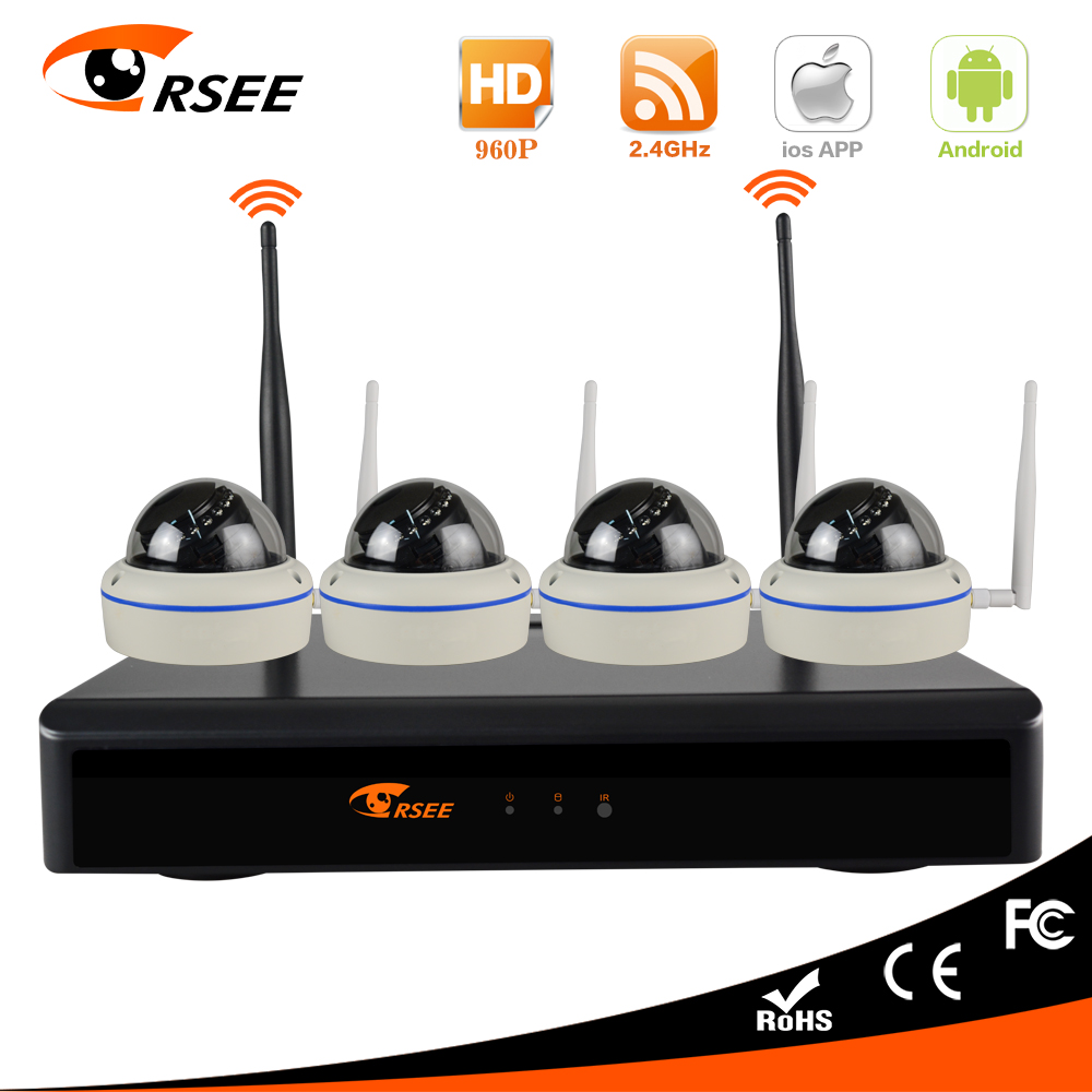 Security Camera Systems Wireless Outdoor Night