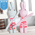 Fabric rabbit doll toy filmsize doll married birthday gift girls