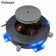 DIY 500g manyetik levitasyonunun modülü manyetik süspansiyon çekirdek LED lamba ile AC12V 2A analog devre akıllı D4 007