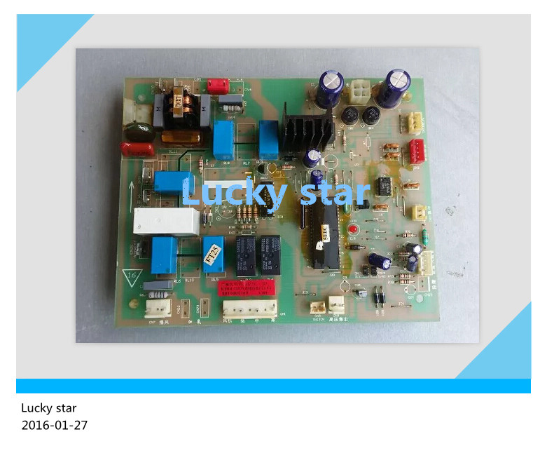 95% new for Haier Air conditioning computer board circuit board KFRd-71LW/D(F) 0010401369 good working 95% new good working for air conditioning computer board kfrd 50lw f kfrd 50lw f 0600240 control board