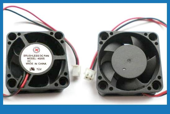 10 PCS DC Brushless Cooling <font><b>Fan</b></font> DC <font><b>5V</b></font> DC <font><b>Fans</b></font> 40mm x 40mm x <font><b>20mm</b></font> 4020s image