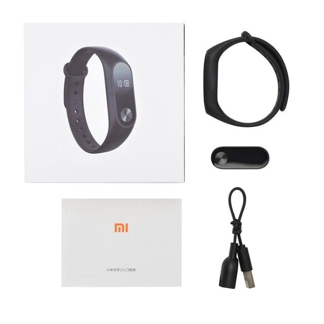 Stock Xiaomi Mi Band 2 Smart Bracelet Heart Rate Monitor Xiaomi Miband 2 Smart Wristbands mi band 2 With OLED Screen Original
