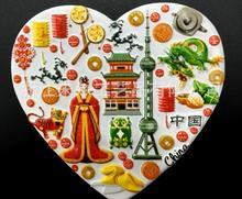 Chinese characteristics souvenir refrigerator stickers