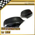 New 2pcs Side Mirror Cover Coupe Carbon Fiber Car Accessories For BMW 09-12 E92 E93 3Series Car Styling