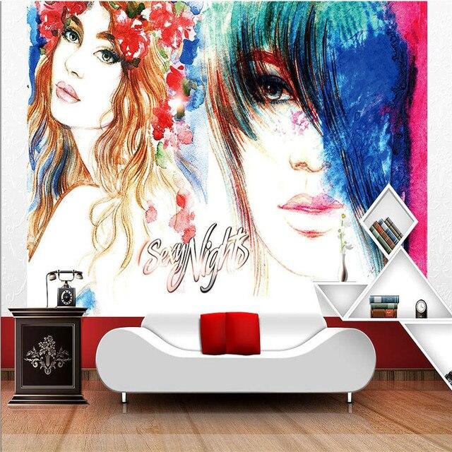 aliexpress : anpassen größe 3d malerei hintergrund hand, Wohnzimmer