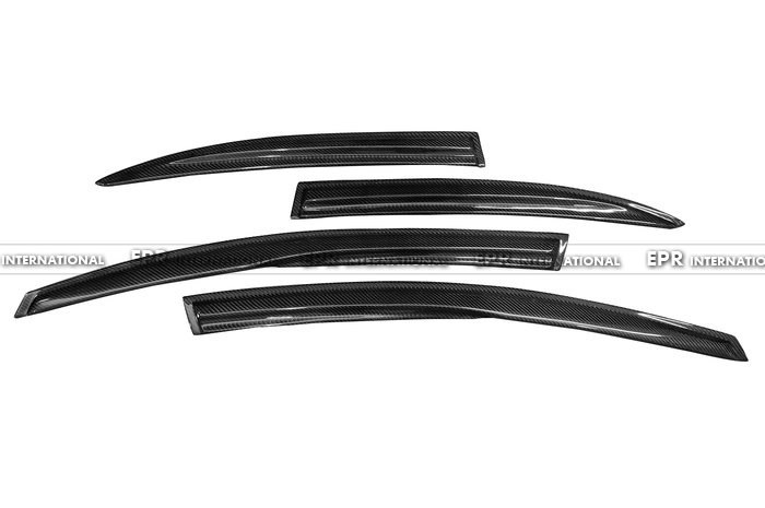 Honda Civic FD2 Carbon Wind Deflector (1)_1