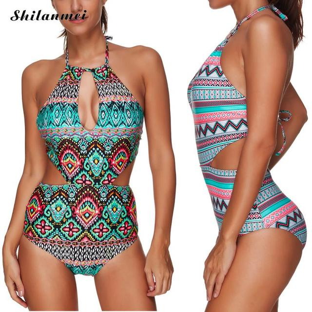 2017 New Product  Bathing Suit Push Up Summer Beach Bikini Set Women Swimwear Female Charming beach swimming suit