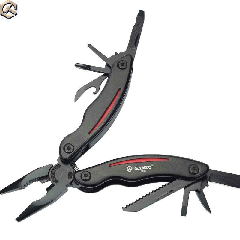 Handwerkzeuge Ganzo G109 Nadel Nase Folding Multi Zangen Funktionale Hand Werkzeuge Edelstahl Edc Outdoor Camping Werkzeuge Zange Eine GroßE Auswahl An Waren