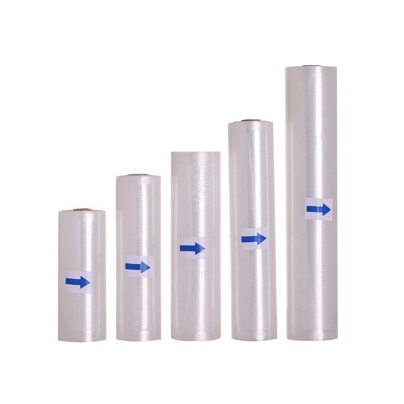 1 рулон, пакеты для вакуумной упаковки продуктов, 12/15/20/25/28 см * 500 см
