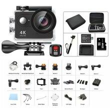 Оригинальный H9 H9R действие Камера 4 К FHD удаленного ультра WI-FI Yi 1080 P 60fps Go SJ 4 К K Amera Pro 7000 Cam Спорт Камера