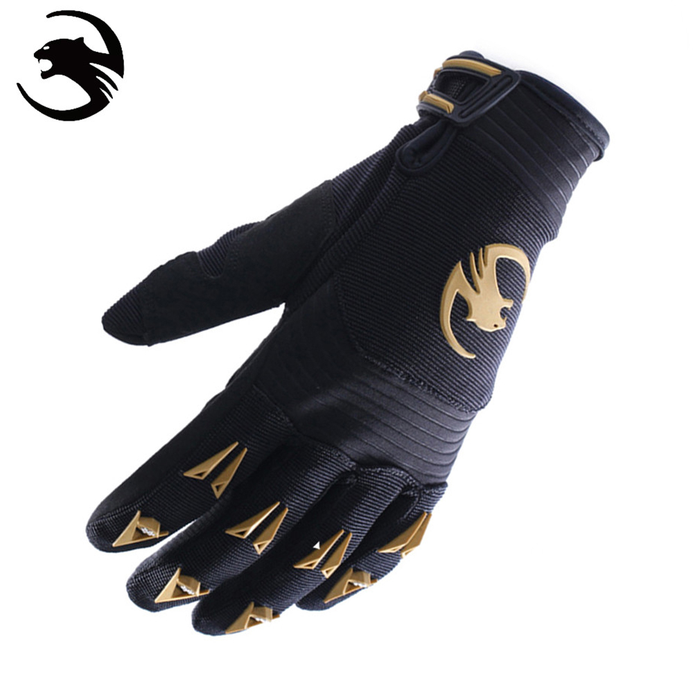 Motorcycle gloves thin - New Xueyu Summer Full Finger Motorcycle Protective Gears Gloves Luvas Motocross Motorbike Guantes Moto Racing Gloves
