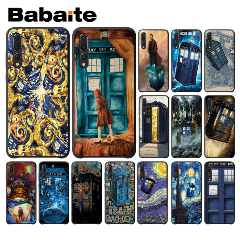 Cellphones & Telecommunications Have An Inquiring Mind Babaite Doctor Who Police Box Tardis High Quality Phone Case For Huawei P10 Plus 20 Pro P20 Lite Mate9 10 Lite Honor 10 View10