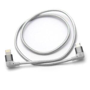 Image 5 - DD ddHiFi MFi05 błyskawica na kabel danych micro usb dla FiiO Lightning dac Q1MK2/Q5/Q5s