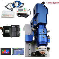 Automatic Feeder Ruida CO2 Cutting System Metal And Non Metal Cutting Laser Machine Head Controller Sensor