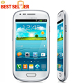"i8190 Unlocked Original Samsung Galaxy S3 mini I8190 Mobile Phone Dual-core 4.0"" 5MP Camera 8GB ROM 3G WIFI GPS Refurbished"
