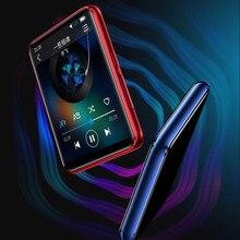 2020 ใหม่ล่าสุดBenjie X5 Full HD 2.5 นิ้วสีTouch Screenบลูทูธ 5.0 ลำโพงในตัวLossless HIFI MP3 ผู้เล่น