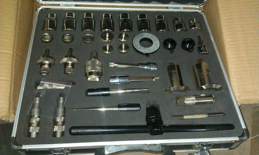 полный комплект из общие инструменты рампе