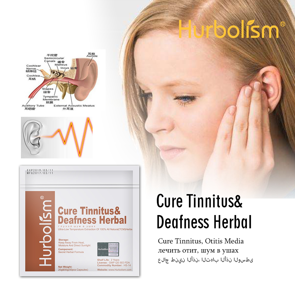 Natural Herbal Powder Formula For Cure Tinnitus, Hearing Loss And Deafness