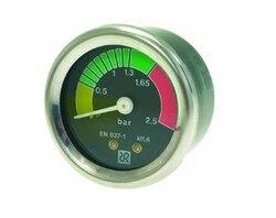 Ufixt Rancilio Coffee Machine Boiler Pressure Gauge  52 Mm 0 2.5 Bar